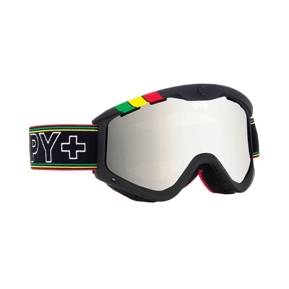 Spy Optic 310809651387 T3 Snow Ski Goggles One Love Bronze Silver Mirror by Spy Optics