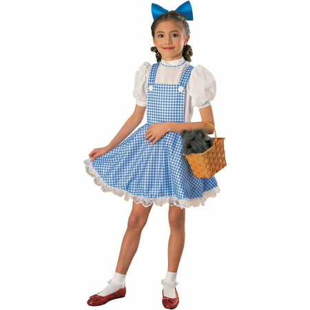 Dorothy Deluxe Child Halloween Costume](Dorothy Costume Halloween City)