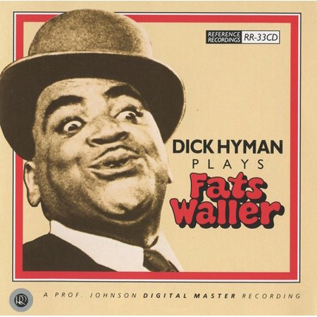 Plays Fats Waller (Satch Plays Fats The Music Of Fats Waller)