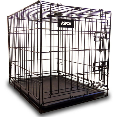 Dogs love to nap and lounge in dog crates. When your pet needs a cozy place to sleep at home or on the road, a dog crate is always a great choice. Like a leash or harness, a pen helps to protect your dog while waiting to see the vet or travelling in the car. Choose from metal, plastic or canvas styles.