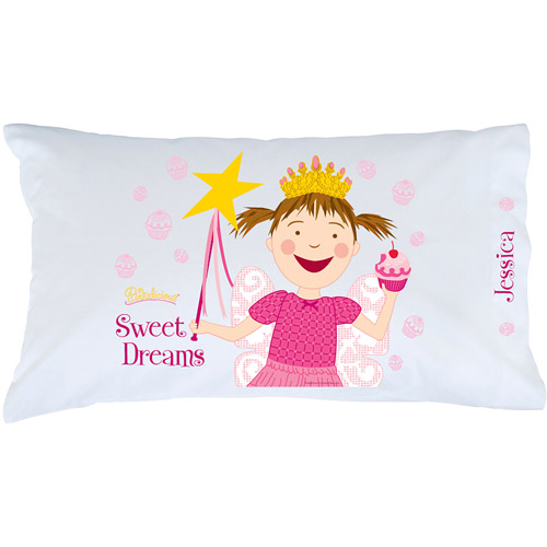 Personalized Pinkalicious Sweet Dreams Pillowcase