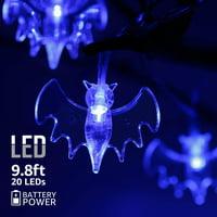 TORCHSTAR LED String Lights for Halloween