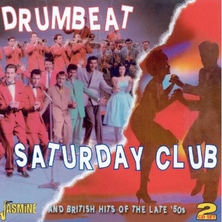 Drumbeat/Late 1950'S UK Hits (CD)](1950's Hair)