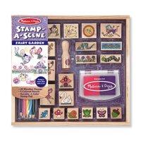 Stamp A Scene Fairy Garden