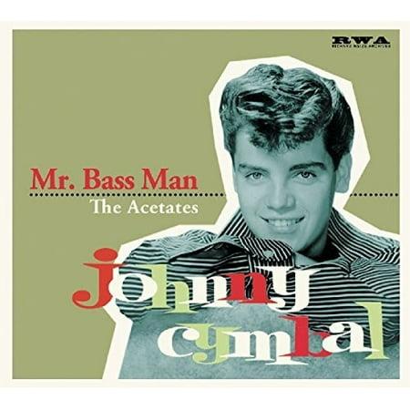 Mr Bass Man: Acetat (CD) (Dicke Acetat)