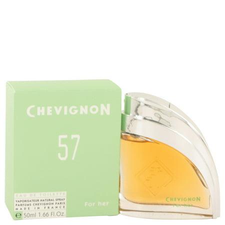 Chevignon 57 Eau De Toilette Spray By Jacques Bogart 1.7 oz - image 1 of 2