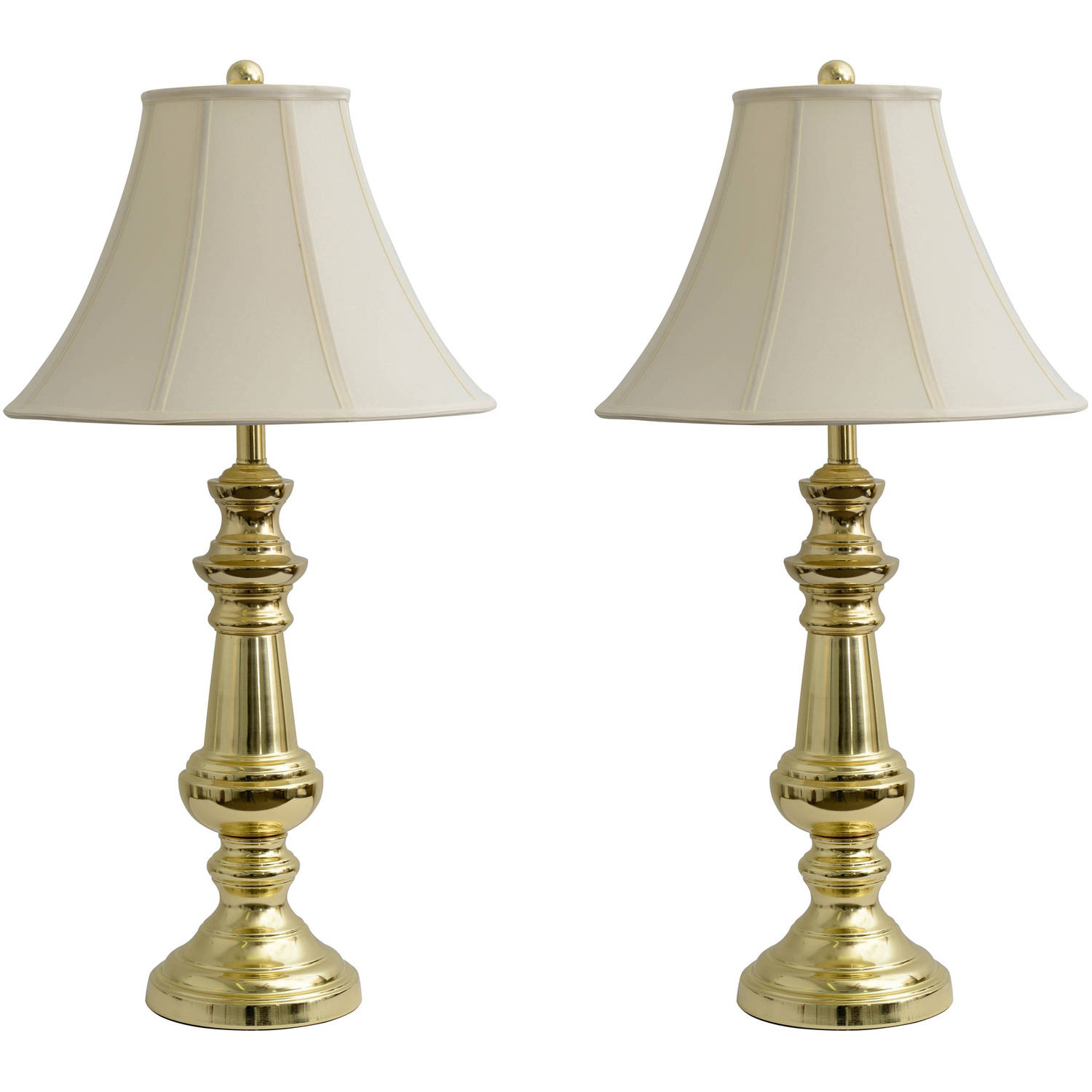 Pair Of Touch Control Table Lamps Walmart Com