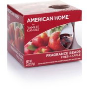 American Home by Yankee Candle Fragrance Beads, Fresh Apple