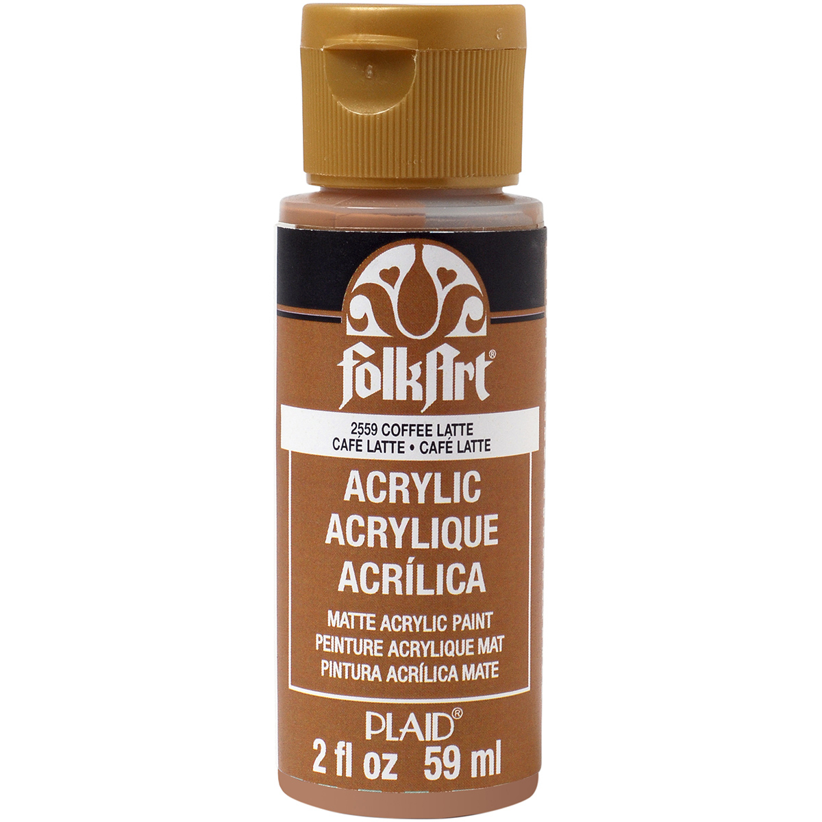 FolkArt Acrylic Colors Paint, 2 oz