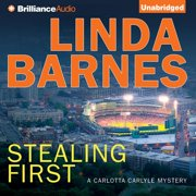Stealing First - Audiobook