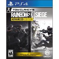 Tom Clancy's Rainbow Six Siege Advanced Edition (PS4)