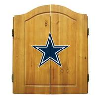 Imperial International NFL Team Logo Complete Dart Cabinet Set