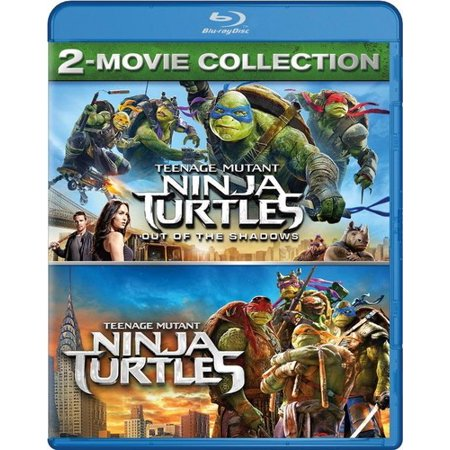 Teenage Mutant Ninja Turtles 2-Movie Collection