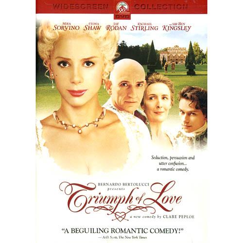 Triumph Of Love (Widescreen)