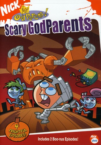 The Fairly OddParents: Scary GodParents by PARAMOUNT HOME VIDEO
