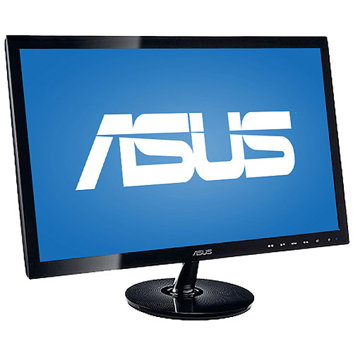 "ASUS VS208N-P 20"" Widescreen LCD Monitor"