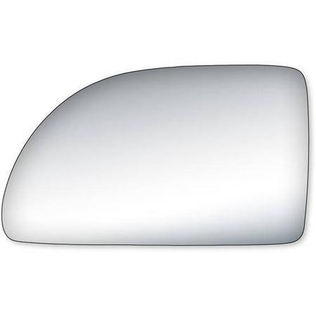 99231 - Fit System Driver Side Mirror Glass, Chevrolet Equinox 05-09, Pontiac Torrent 05-09, Saturn Vue 02-07, Saturn Vue Hybrid 07