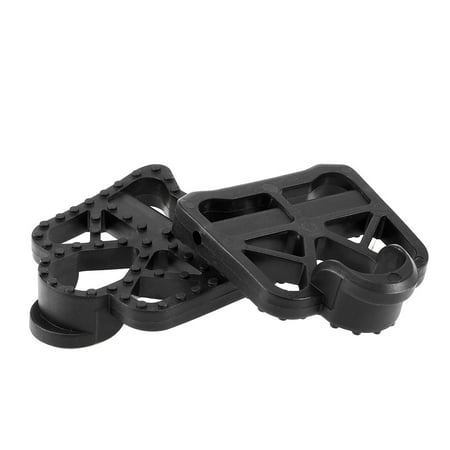 Nylon Clipless Pedal Adapter Road Bike Cleats Adapter Clipless Pedal Platform Adapter for Shimano SPD-SL / LOOK - Keo Carbon Ti Road Pedal