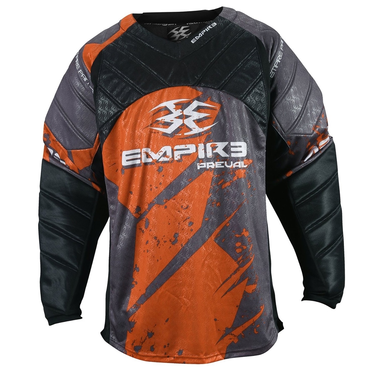 Empire Paintball Prevail F5 Jersey - Orange - Large