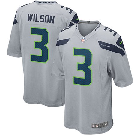 Hot Russell Wilson Seattle Seahawks Nike Youth Alternate Game Jersey  supplier