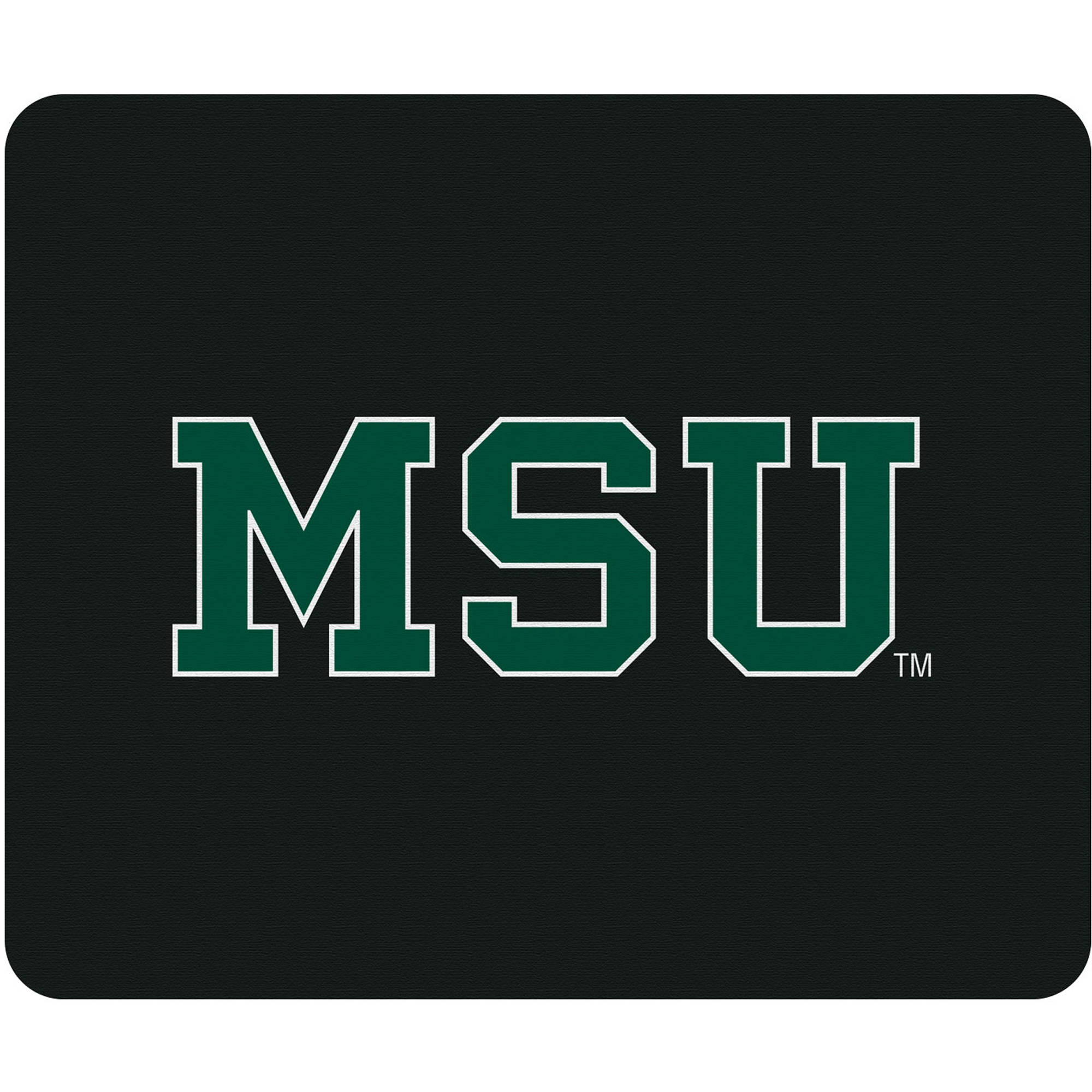 "8.5"" Classic Mouse Pad, Michigan State University"