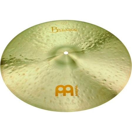 Meinl Byzance Jazz Thin - Meinl Cymbals Byzance 20