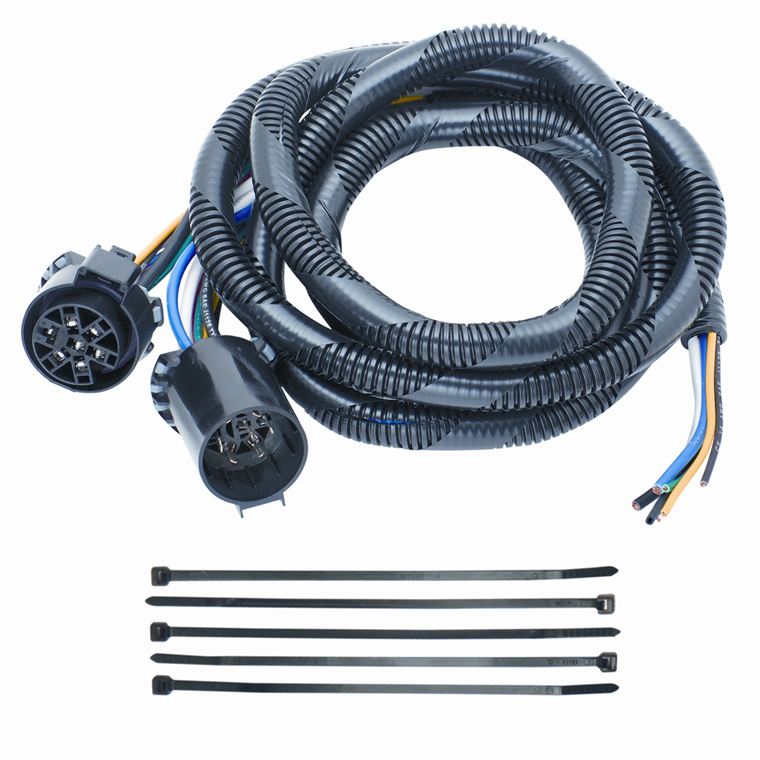 Tow Ready 20140 Trailer Wiring Connector Ram Wire Harness Pinout
