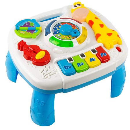 Toysery Toddlers Musical Learning Table Electronic Piano Toy - Early Educational Development Music Toy for Kids, Boys & - Educational Toys For Boys