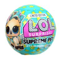 LOL Surprise Supreme Pet Exclusive Luxe Bling Pony