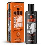 Best Beard Shampoos - Wild Willie's PROGRO Fortified Beard Wash Shampoo Review