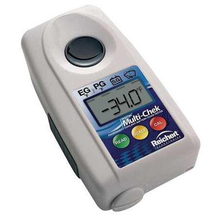 Reichert 13940015 Digital Refractometer Accuracy 0 3 Deg