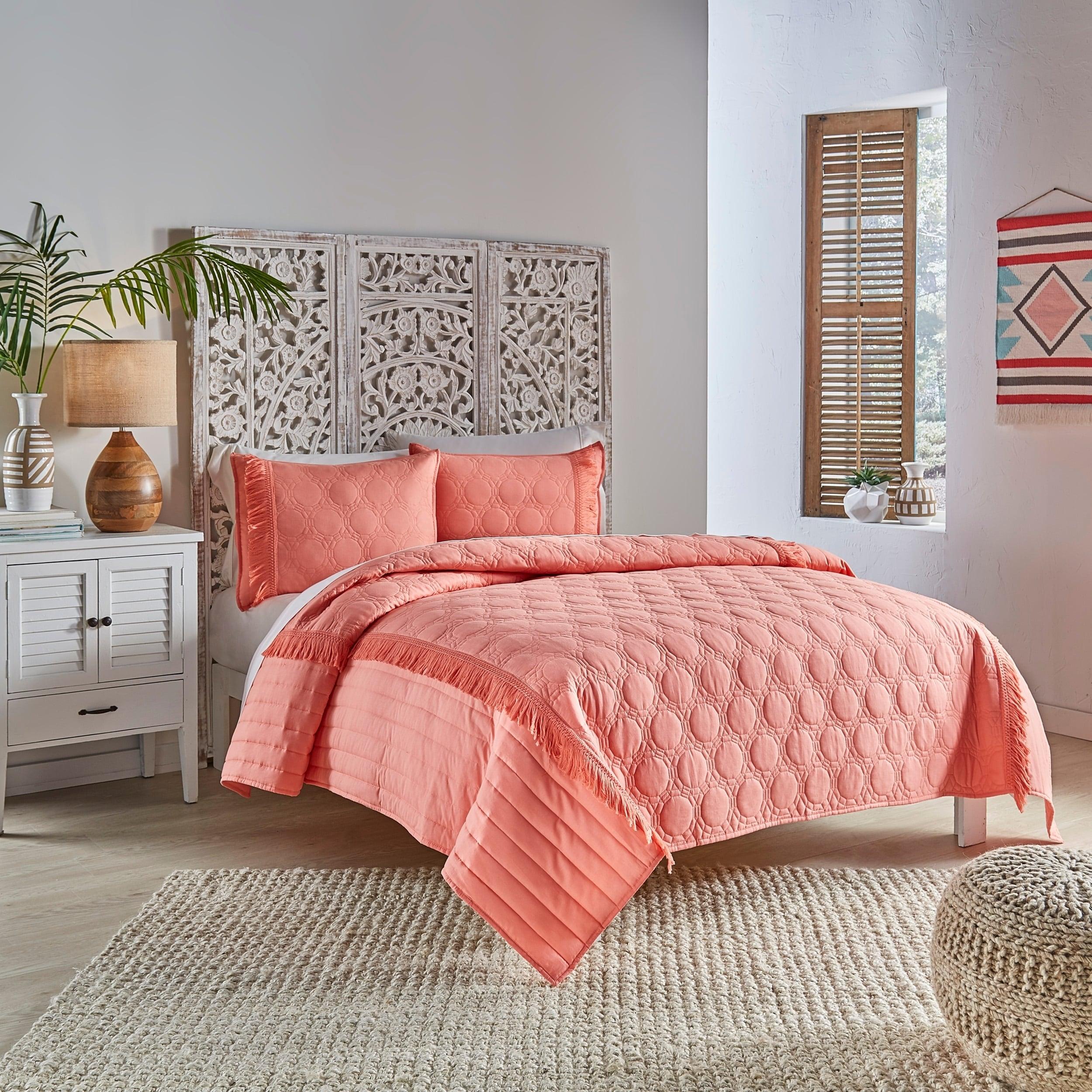 Ellery Homestyles Boho Boutique Boho Darling Quilt Set