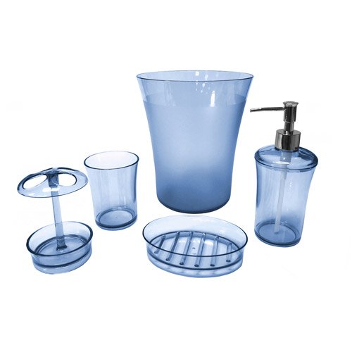 Mainstays Essentials 5pc Bath Set - Walmart.com