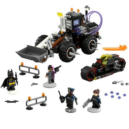 Lego Batman Movie Two Face  Double Demolition 70915