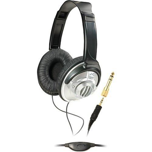 Jvc Ha-v570 Full-size Open Headphones With Super Bass Sound (hav570)