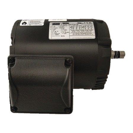 DAYTON 36VF67 GP MotorTEFC1 1 2 HP1750 rpmBelt Drv