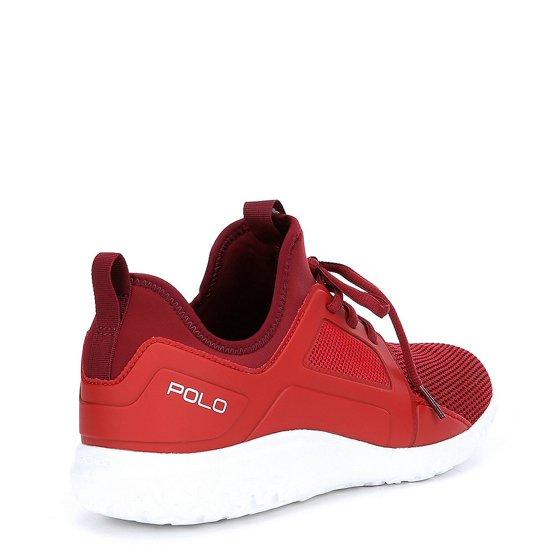 Polo Train Mesh Ralph Men's 150 Sneaker Lauren dCexBo