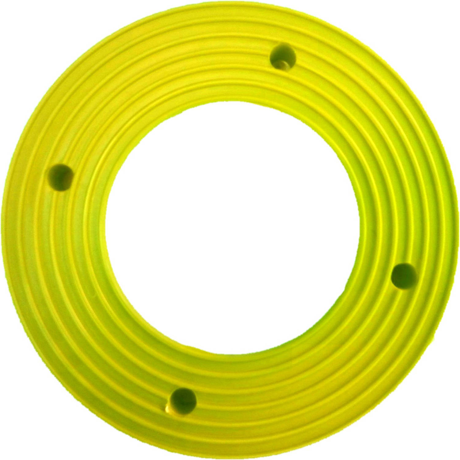 Plant Stand PlantJacks Bright's Collection, Citrus Yellow, Pack of 4, Multiple Sizes