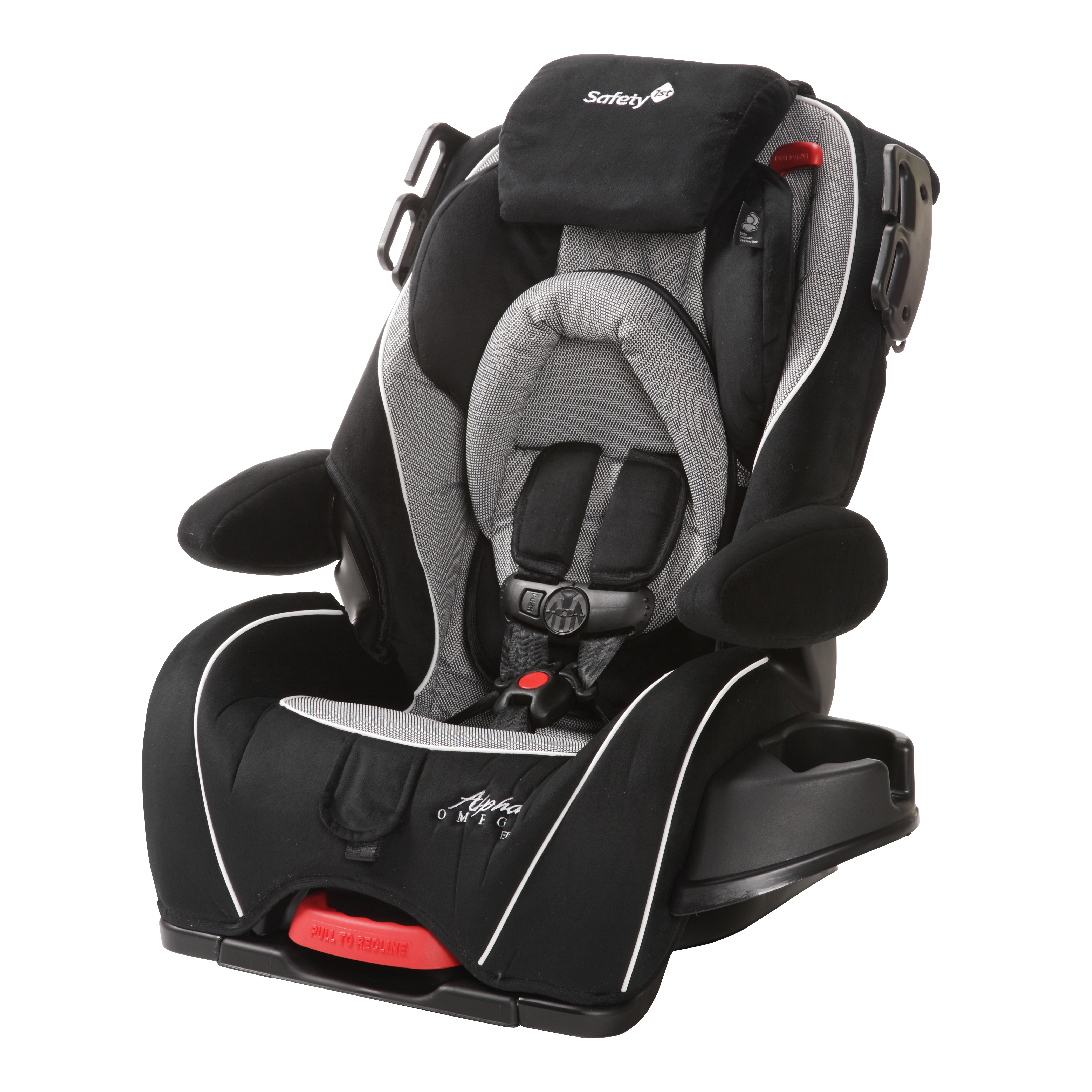 Safety 1�ᵗ Alpha Omega Elite Convertible Car Seat, Quartz by Safety 1st