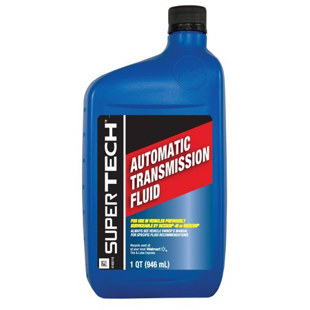 discontinued Super Tech Automatic Transmission Fluid