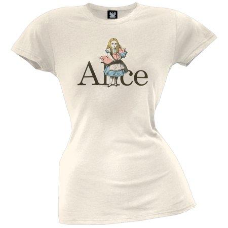 Plus Size Alice In Wonderland (Alice In Wonderland - Turned Into A Pig Juniors)