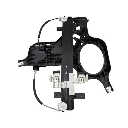 Ford Expedition Window Regulator (BROCK Passengers Rear Power Window Right Lift Regulator for 07-17 Ford Expedition Lincoln Navigator)