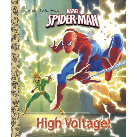 High Voltage! (Marvel: (Man Marvel Comic Book)