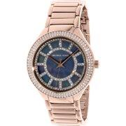 Michael Kors Women's Kerry MK3397 Rose Gold Stainless-Steel Quartz Watch