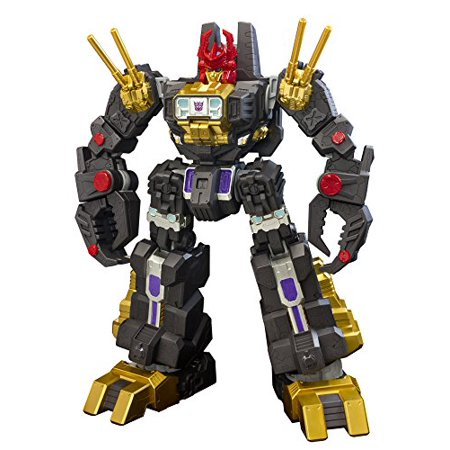 Takara TOMY Sentinel TRANSFORMERS Gigantic Action Dark Black Zarak Figure Scorponok
