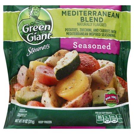 Oz Green Bamp; Foods G Giant Mediterranean Steamers Blend11 BoedCWEQrx