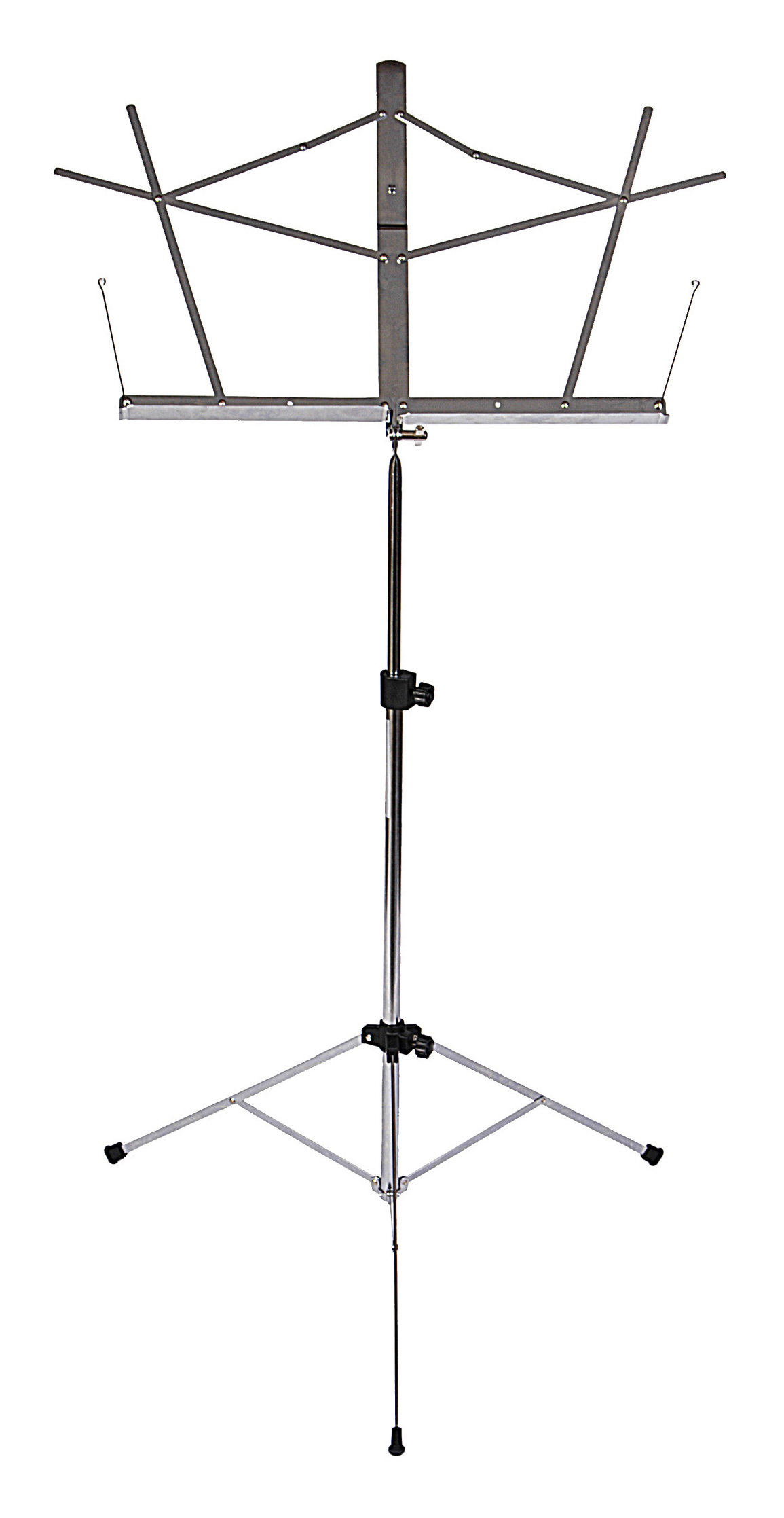 Stageline Music Stand Chrome by KMC Music