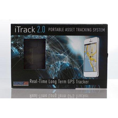 Follow Car Paths Online Thru GPRS Server w/ Portable GPS Spy Tracker