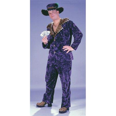 Costumes pour toutes les occasions FW1108PR Big Daddy Violet - image 1 de 1