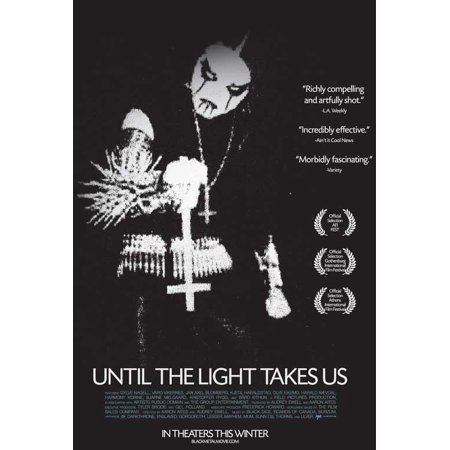 Days Left Until Halloween (Until the Light Takes Us (2008) 27x40 Movie)